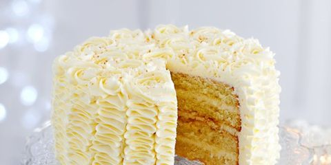 Pleasant How To Decorate A Cake Lemon And Coconut Cake Funny Birthday Cards Online Alyptdamsfinfo
