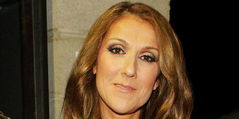 Celine Dion Has A New Short Haircut Celine Dion Has A Lob