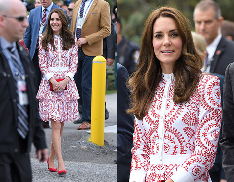 2159143d3ff0 Leaving their children, Prince George and Princess Charlotte, with a nanny  for the day, William and Kate visited the Kitsilano Coast Guard Station, ...
