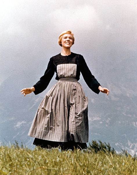 Mary poppins julie andrews nude
