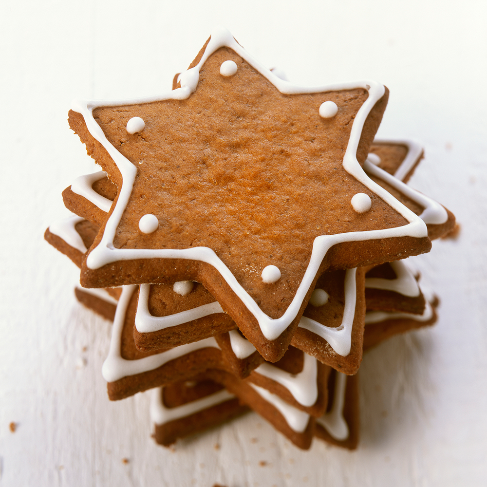 Easy Gingerbread Recipe How To Make Gingerbread Biscuits