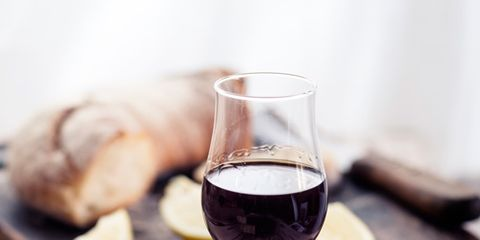 port and sherry glasses