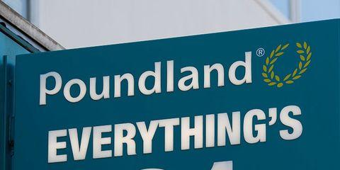 Blue, Text, Sign, Signage, Font, Teal, Gas, Aqua, Advertising, Street sign,