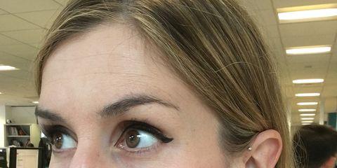 Hair, Head, Lip, Cheek, Hairstyle, Chin, Forehead, Eyelash, Eyebrow, Jaw,
