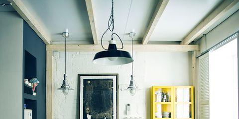 Blue, Green, Wood, Floor, Room, Interior design, Flooring, Property, Home, White,