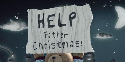 Handwriting, Toy, Stuffed toy, Bear, Fictional character, Animation, Mascot,