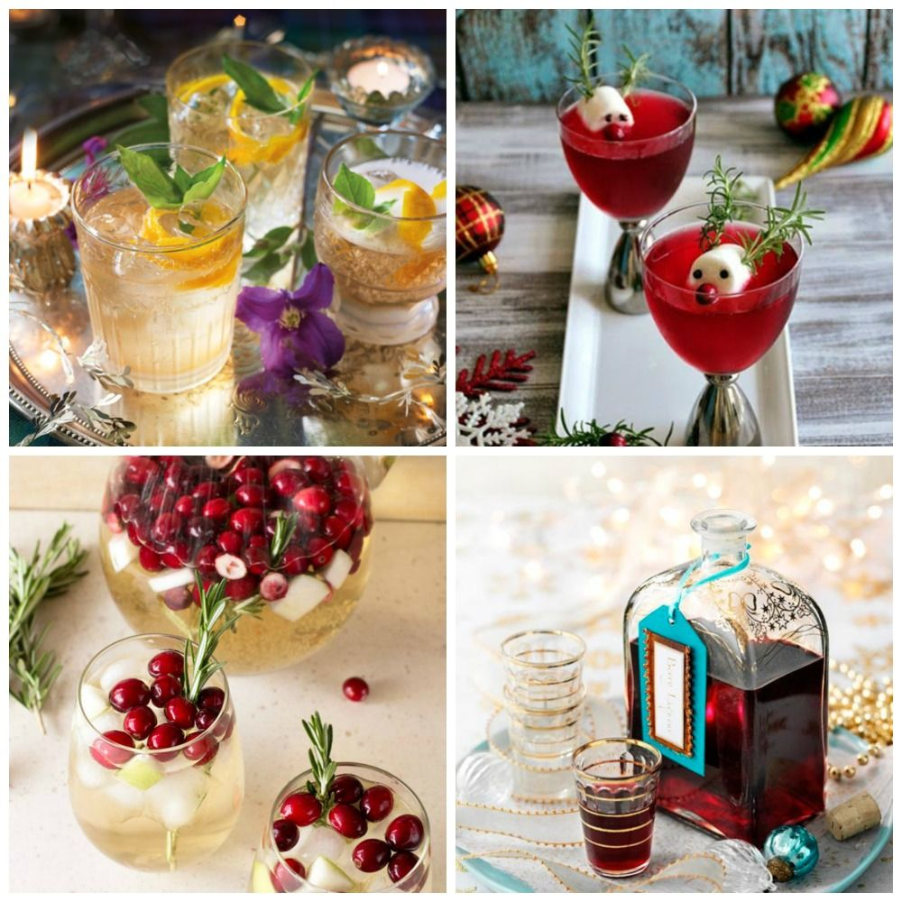 christmas cocktail recipes 17 of the best festive tipples for the holiday season - Best Christmas Cocktails