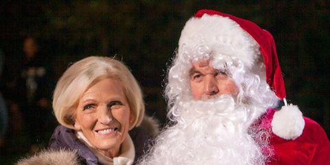 Facial hair, Human, Winter, Santa claus, Event, Textile, Happy, Beard, Fictional character, Jacket,