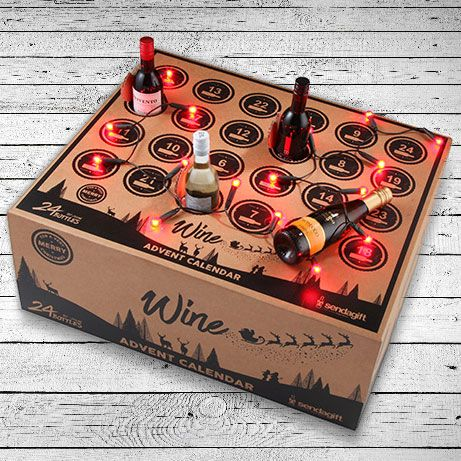 Virgin Wines Advent Calendar.A Wine Advent Calendar Has Been Invented For Christmas And It Looks