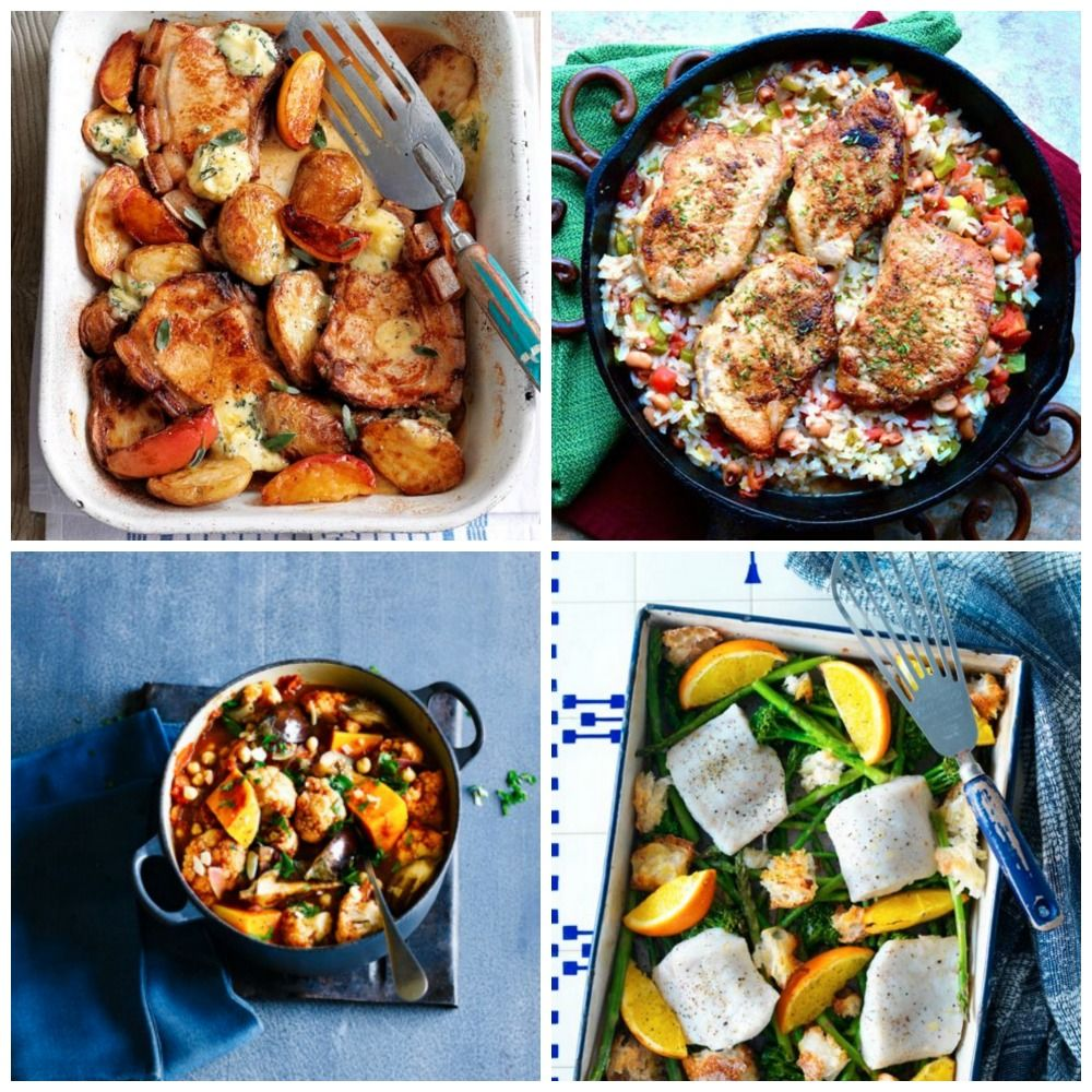 26 Delicious One-pot Meals for Faff-free Batch Cooking