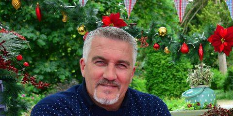 Green Day Christmas.Paul Hollywood Reveals His Plans For Christmas Day