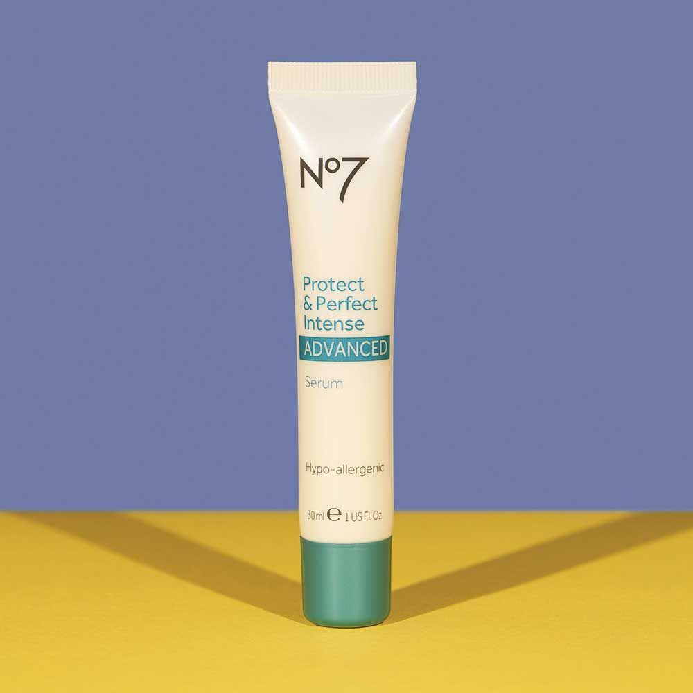 No 7 eye cream protect & perfect reviews