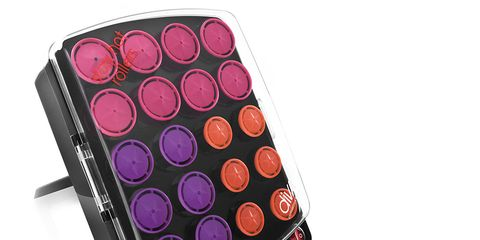 Magenta, Violet, Pink, Lipstick, Purple, Colorfulness, Cosmetics, Tints and shades, Material property, Paint,