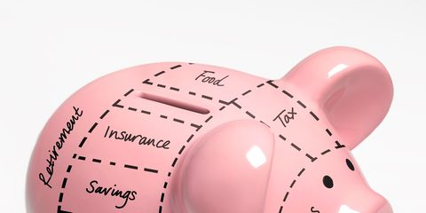 Saving, Pink, Red, Piggy bank, Snout, Peach, Suidae, Toy,