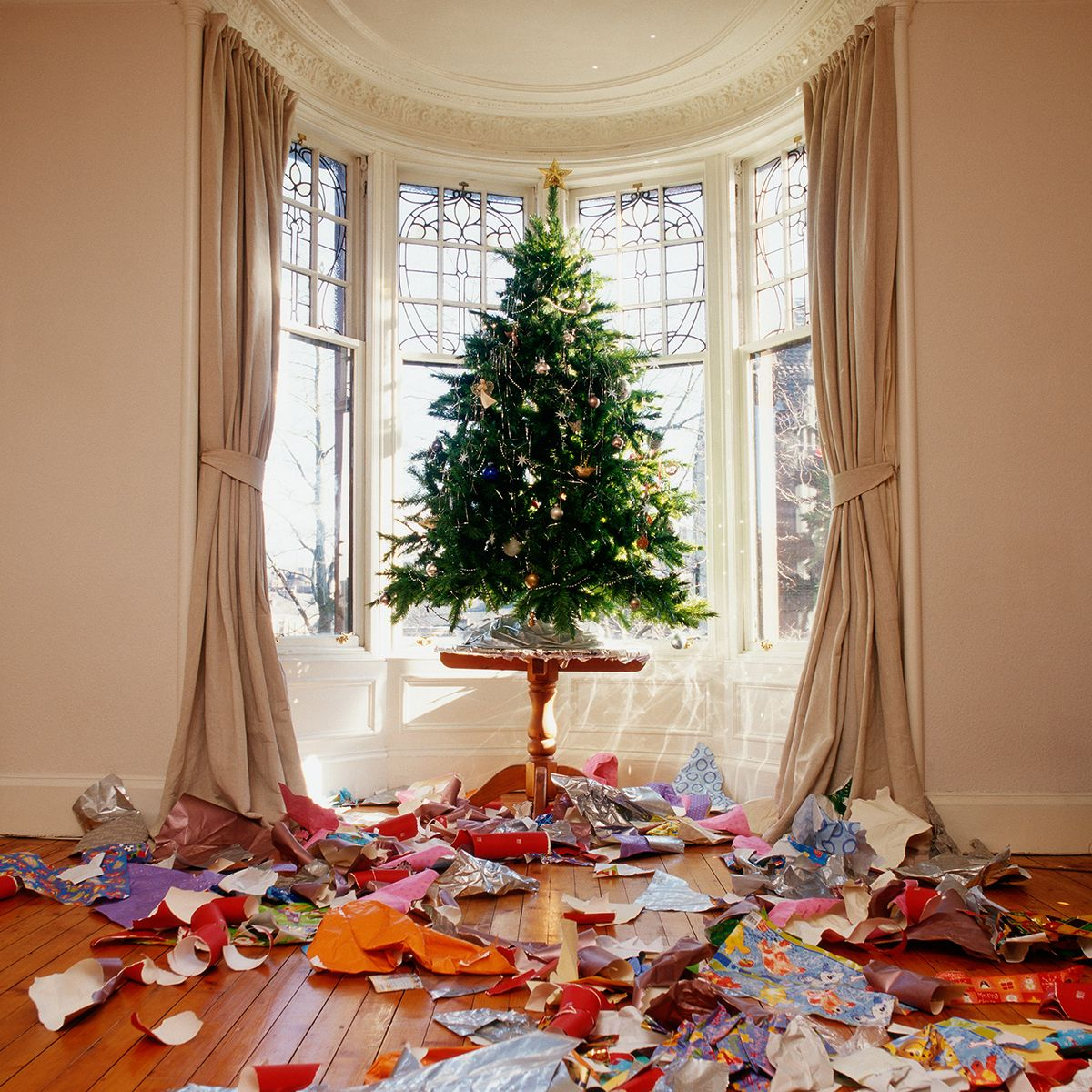 How To Recycle Your Christmas Getting Rid Of Christmas Trees Cards And Paper