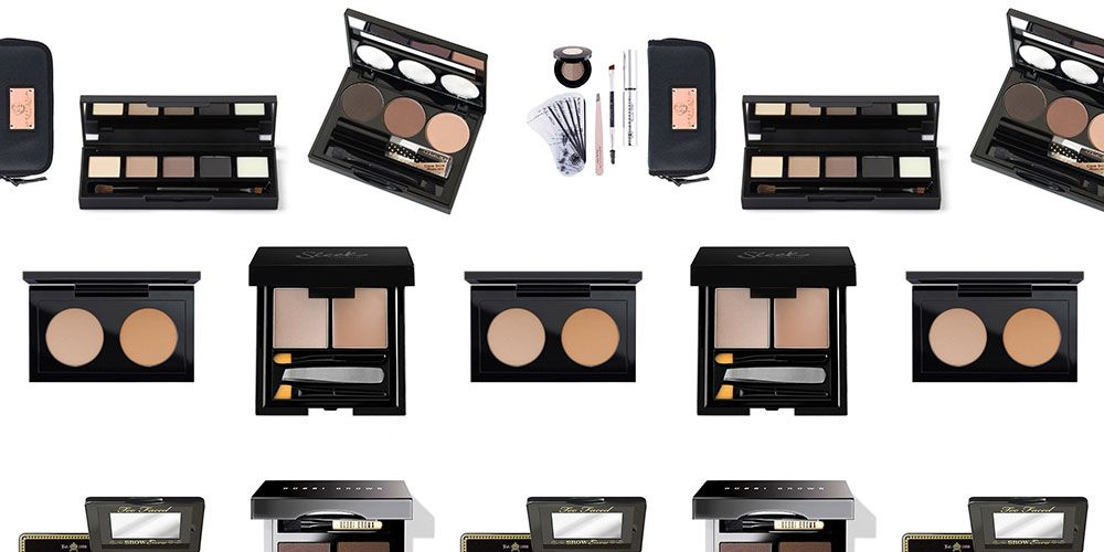 The Best Eyebrow Kits For Perfect Well Groomed Brows