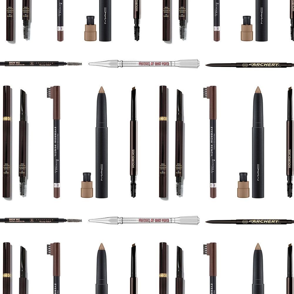Best Eyebrow Pencils Drugstore To High End Best Eyebrow Pencils