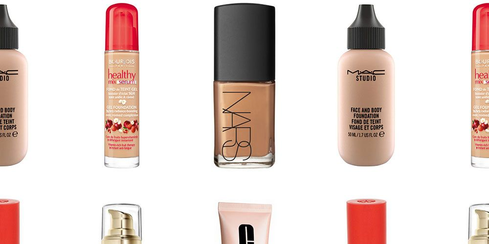 Best dry foundations