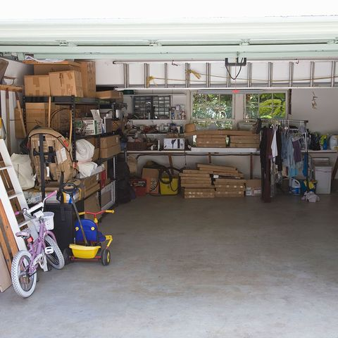 8 Things You Should Never Store In The Garage