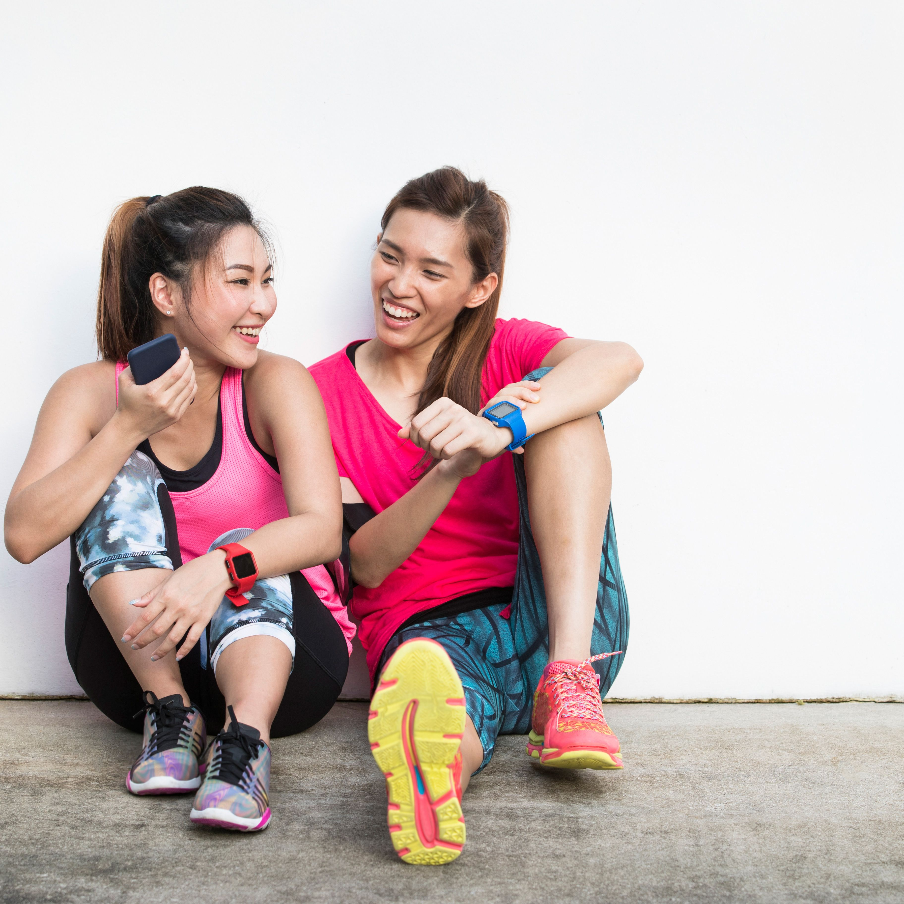 Smartphone apps to get you feeling fit and healthy