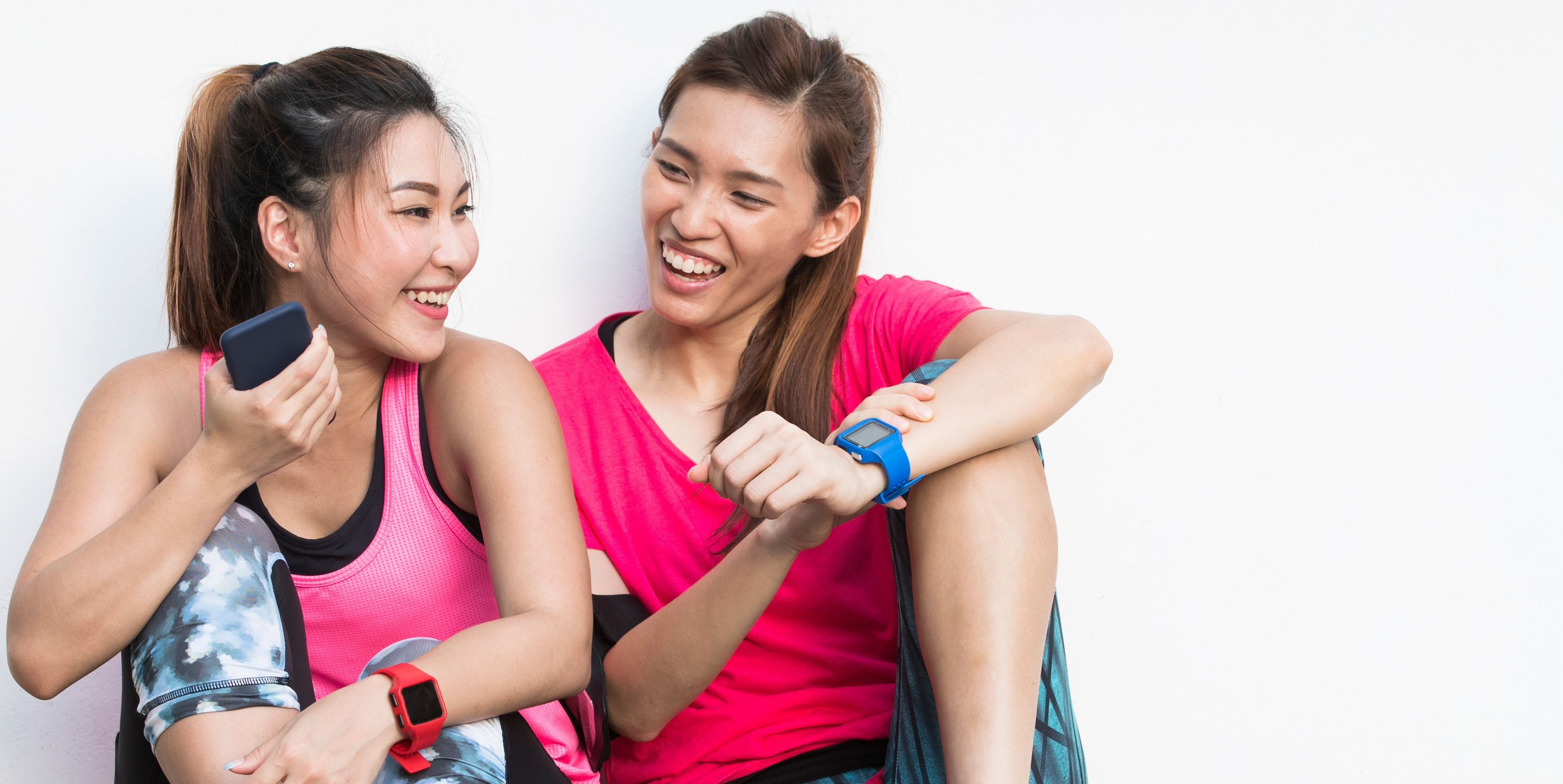 5 ways your mobile can help you get fit
