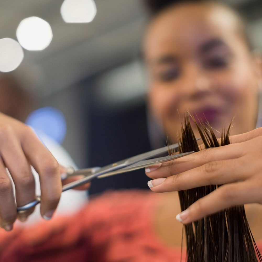 Does cutting your hair really make it grow faster?