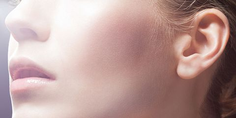 Ear, Lip, Cheek, Hairstyle, Skin, Chin, Forehead, Eyebrow, Eyelash, Style,