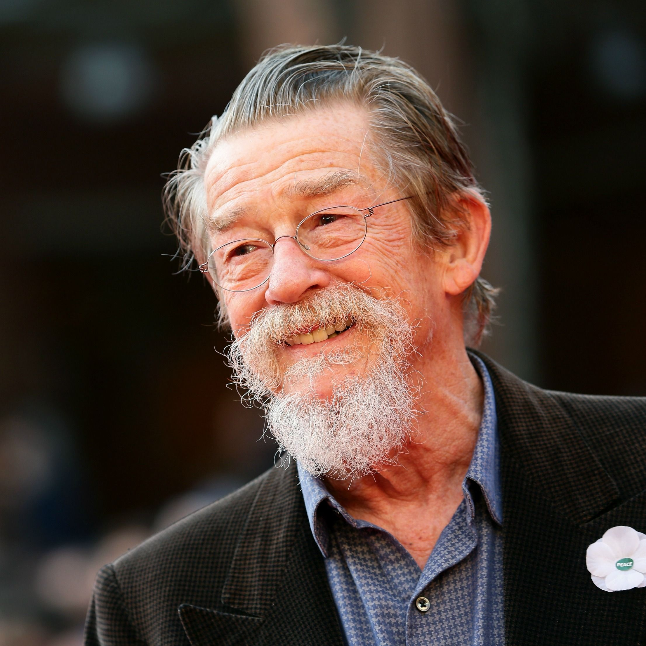 Actor John Hurt died at the age of 77 years 01/28/2017 47