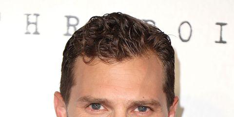 Ear, Lip, Cheek, Mouth, Facial hair, Hairstyle, Skin, Chin, Forehead, Eyebrow,