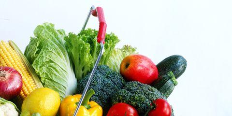 Vegan nutrition, Food, Whole food, Produce, Natural foods, Ingredient, Food group, Vegetable, Local food, Leaf vegetable,