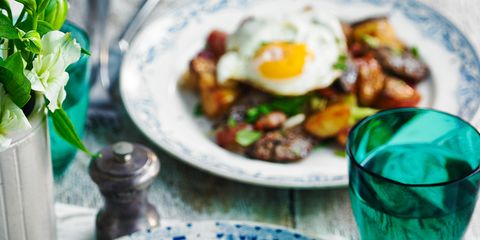 Food, Serveware, Dishware, Ingredient, Meal, Dish, Tableware, Breakfast, Egg yolk, Recipe,