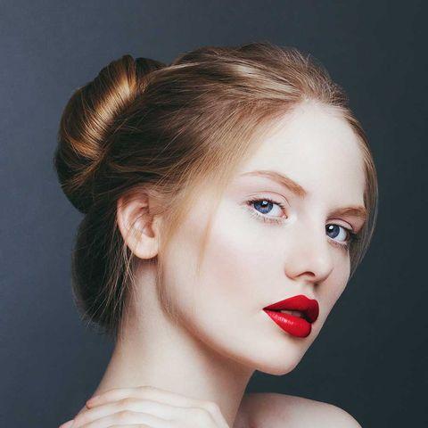ear, lip, hairstyle, skin, chin, forehead, eyelash, eyebrow, style, jaw,