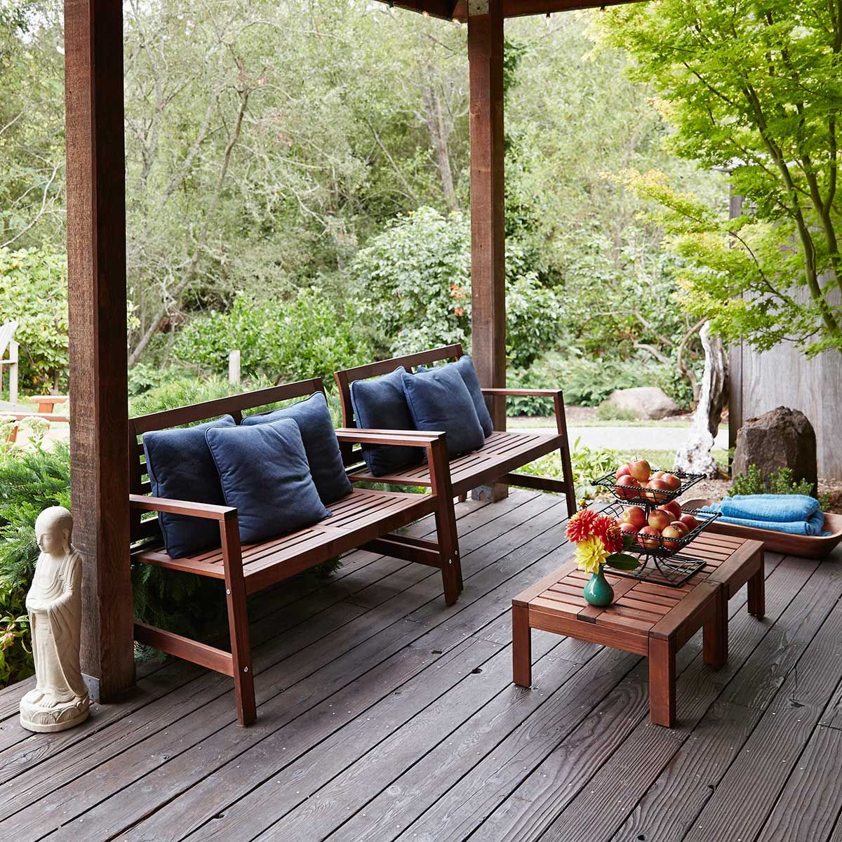 How To Clean The Patio Patio Cleaning Tips