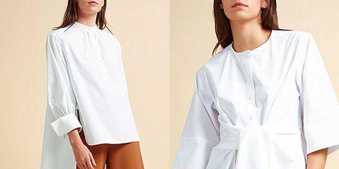 Sleeve, Shoulder, Joint, Collar, Style, Knee, Fashion, Neck, Uniform, Fashion model,