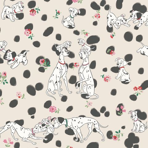 Pongo Perdita And Their Cute Puppies Will Ear Across Five Of Cath Kidston S New Prints Incorporated With Touches The Brand Iconic Designs
