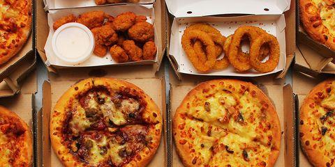 Dish, Food, Cuisine, Ingredient, Pizza, Comfort food, Pizza cheese, Italian food, Junk food, Recipe,