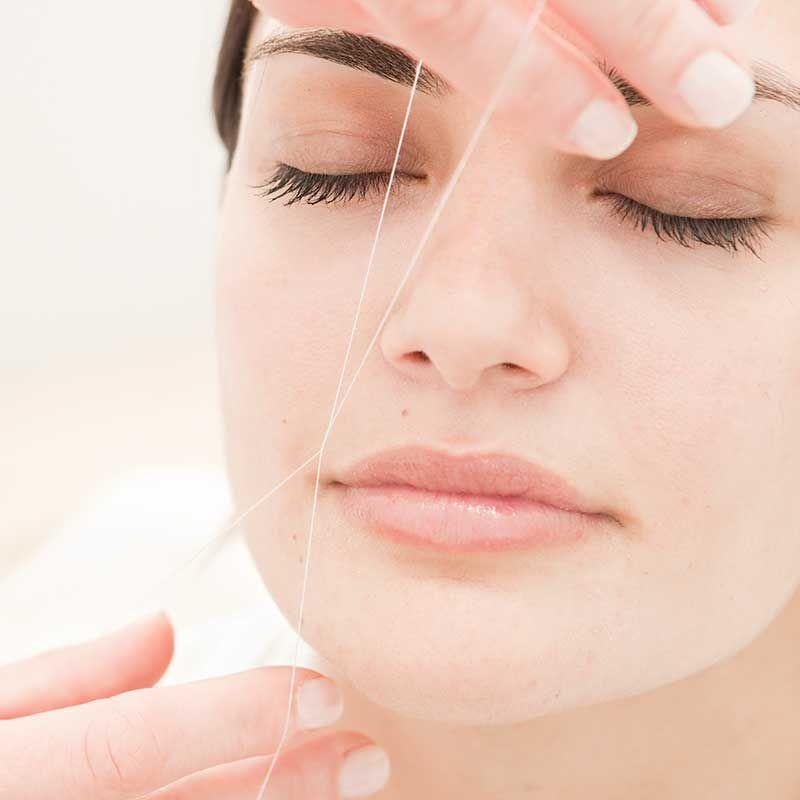 Facial hair women menopause