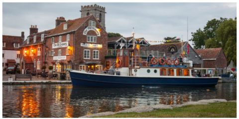 Water transportation, Boat, Vehicle, Watercraft, Transport, Tugboat, Waterway, Ship, Channel, Ferry,