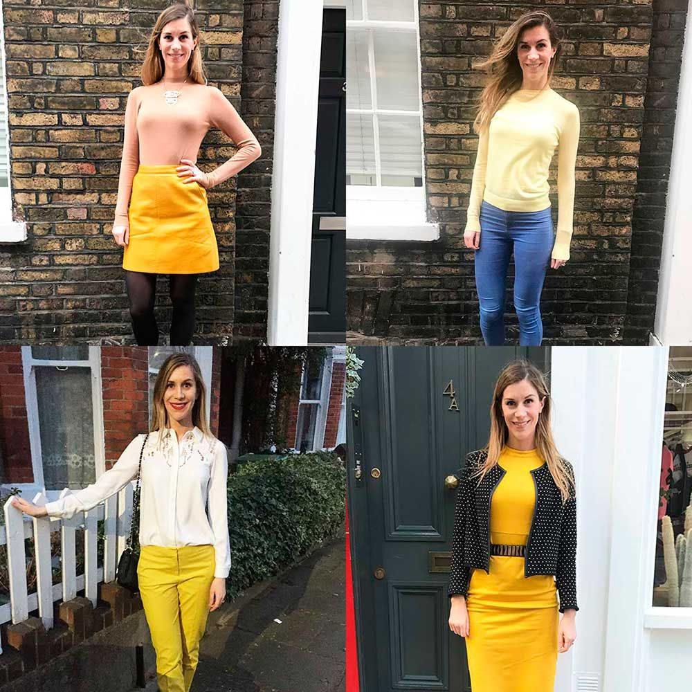 Best Yellow coat outfit ideas | 10+