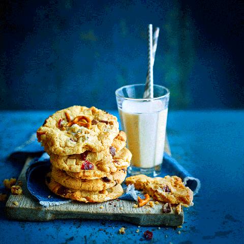 lucky dip cookies