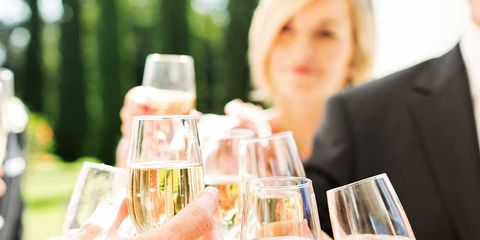 Drink, Alcohol, Alcoholic beverage, Wine glass, Glass, Drinking, Champagne, Hand, Stemware, Wine,