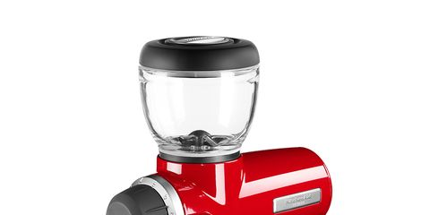 Kitchen appliance, Juicer, Small appliance, Mixer, Home appliance, Coffee grinder,
