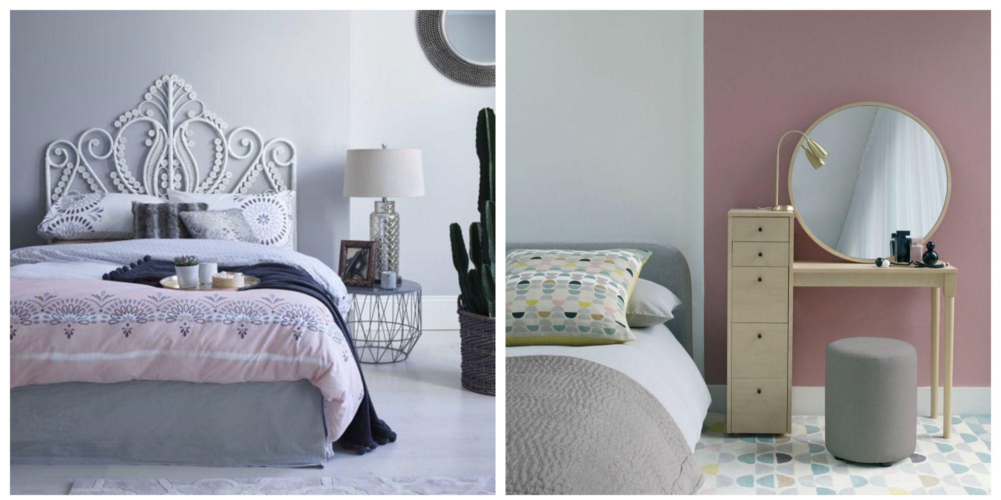 Grey And Pink Bedroom Pink And Gray Bedroom Tuckeryarn Com Pink