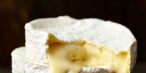 Food, Cheese, Ingredient, Brie, Goat cheese, Dairy, Butter, Limburger cheese, Processed cheese, Dish,