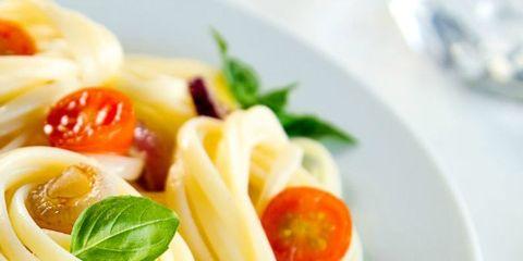 Dish, Food, Cuisine, Ingredient, Italian food, Produce, Staple food, Vegetable, Cherry Tomatoes, Capellini,