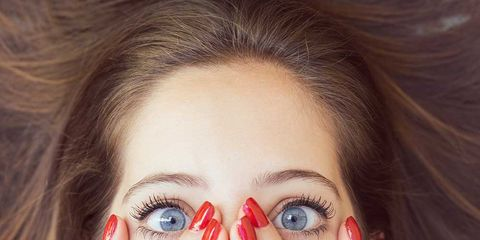 Finger, Lip, Skin, Eyebrow, Eyelash, Nail, Iris, Beauty, Organ, Photography,
