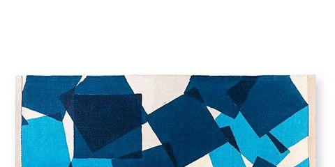 Blue, Turquoise, Aqua, Teal, Cobalt blue, Pattern, Turquoise, Rectangle, Design, Textile,