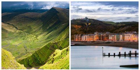 Nature, Natural landscape, Photograph, Water resources, Lake district, Water, Landmark, Sky, Lake, Highland,