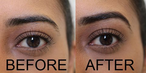 ... for you, they'll frame your eyes correctly and help to make them pop. Fill in sparse areas with a wax, like Benefit's Brow Zings, £26.50, ...