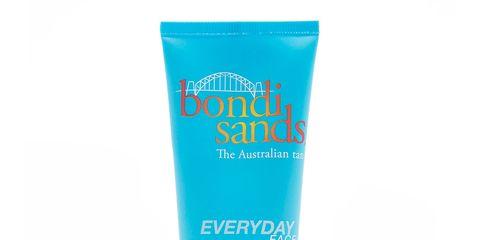 Aqua, Logo, Liquid, Turquoise, Cosmetics, Skin care, Brand, Packaging and labeling, Plastic, Sunscreen,